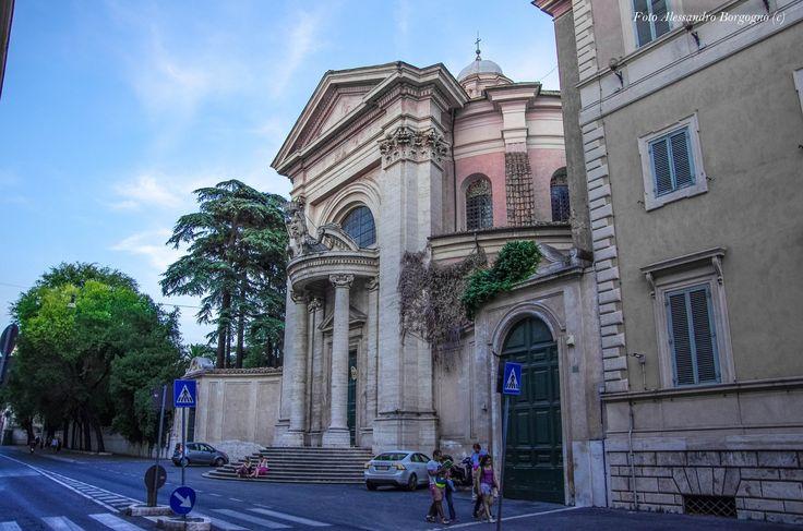 Bernini  Sant'Andrea al Quirinale  (1658-1678) - [Parte seconda - Sul colle, le ellissi]