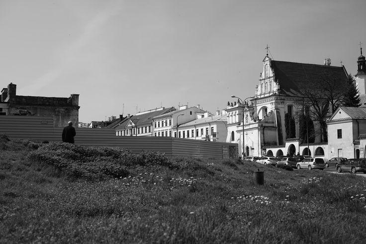 https://flic.kr/p/UASCMx   Only A Fool Would Say That   Kościół rzymskokatolicki pw. św. Józefa Oblubieńca NMP, Świętoduska Str., Lublin, Poland, May 2017  Instagram: @alec.chernivtsi urban.photos