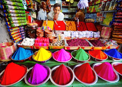 Spice Market At Mysore. Get there on a cheap business class flight @ flymebusiness.com!