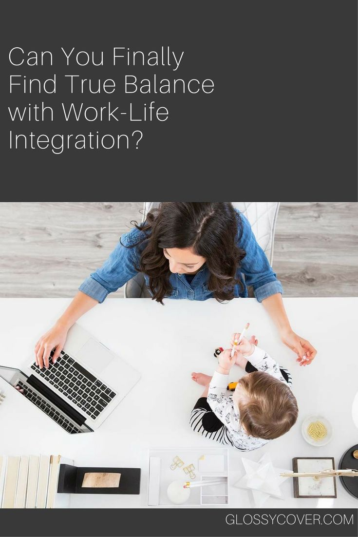 The idea of work life balance has been in discussion for at least a decade as more women take on the work force. In this article, we discuss how you can find balance by integrating your work and life.