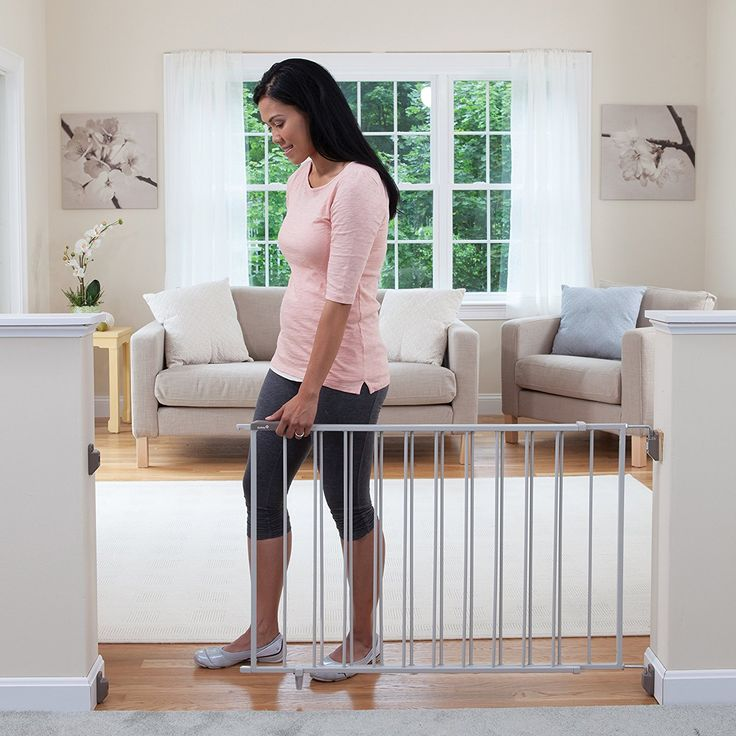 Amazon.com : Safety 1st Wide and Sturdy Sliding Gate : Baby