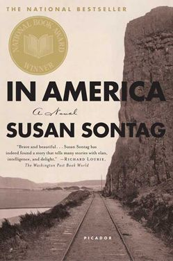 "Our top ten ""American"" novels: In America by Susan Sontag"