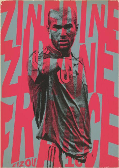 Belos Cartazes Com Craques do Futebol em Estilo Retro, de Zoran Lucic http://www.tutoriart.com.br/belos-cartazes-com-craques-do-futebol-em-estilo-retro-de-zoran-lucic/