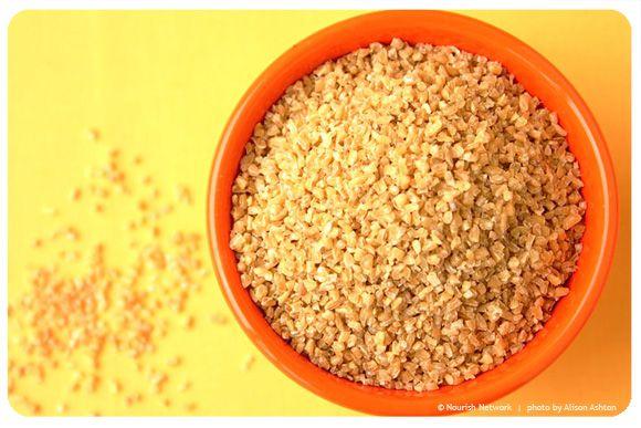 Get a New Grain: Bulgur - Nourish Network