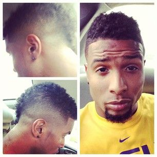 The Best Odell Beckham Haircut Ideas On Pinterest Obj - Odell beckham hairstyle back