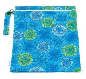 Bumkins Waterproof Zippered Wet Bag $11