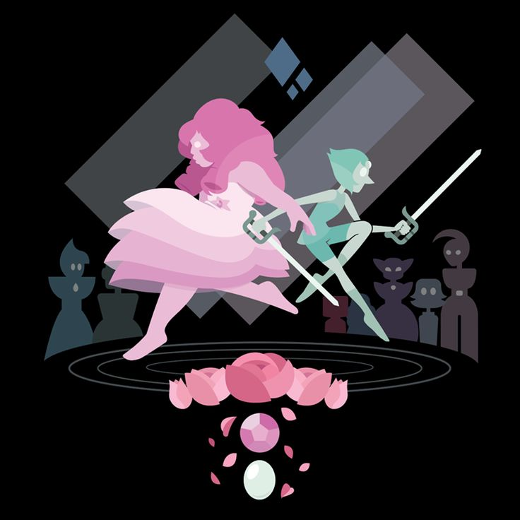Steven Universe Fan Forge - WeLoveFine -T-shirts designed for fans by fans