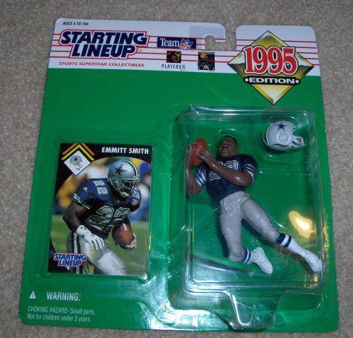 1995 Emmitt Smith NFL Starting Lineup