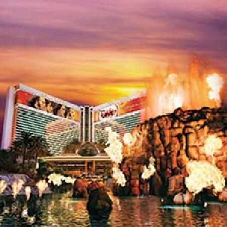 The Mirage Hotel & Casino - T#6
