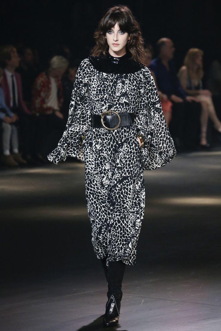 yves st laurent handbags discount - Saint Laurent Fall 2016 Ready-to-Wear Fashion Show   Saint Laurent ...