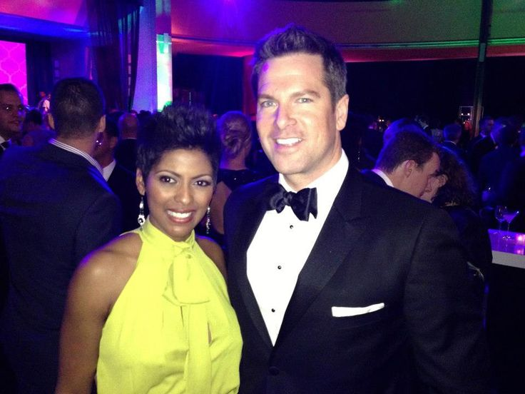 Tamron Hall Lawrence Odonnell Dating | galleryhip.com - The Hippest ...