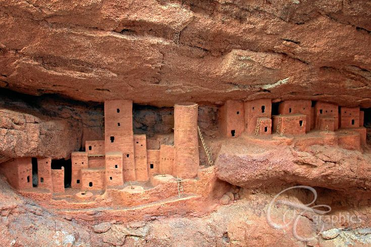 Indian dwellings indian cliff dwellings arizona ideas for Unique dwellings