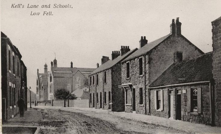 Kells Lane and School