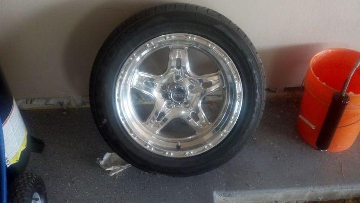 17 Inch Trailer Wheels