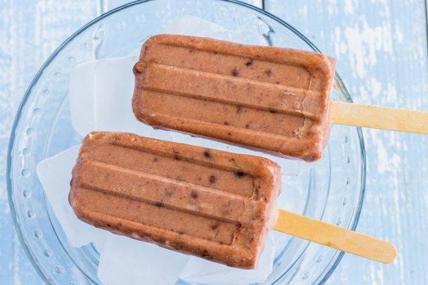 Paletas de Nutella. | 17 Deliciosas paletas heladas que derretirán tu paladar