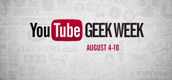 La Semana Geek de YouTube