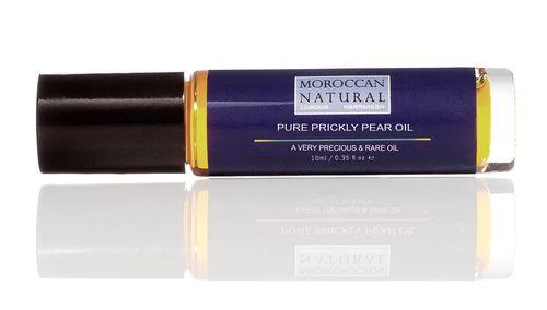 Kaktusfikon fröolja - En kraftfull icke fet olja från kaktusfikon frön, speciellt fördelaktigt till mogen hud och till hud med stora porer!