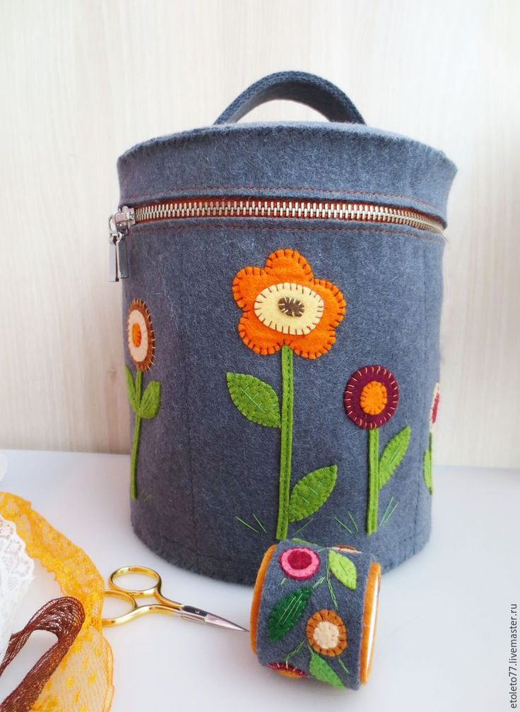 Purse Organizer Sewing Pattern. Photo Sewing Tutorial. Step by step.