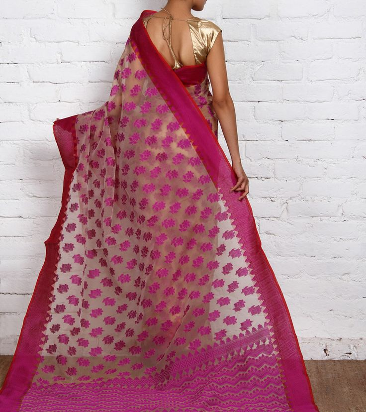 indian roots purple sarees | roll on to see close up