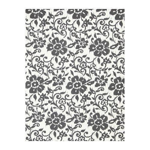 IKEA - KUNGSLILJA, Fabric. Use to reupholster the barstools.