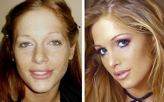 #Extreme before and after makeup #makeovers | by Toronto ...