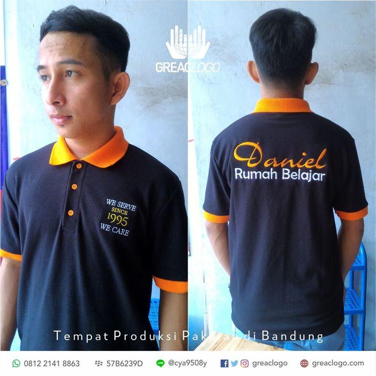 Polo Rumah Belajar Daniel / http://greaclogo.com / Konveksi Bandung / 0812 2141 8863 / BB : 57B6239D / LINE @cya9508y