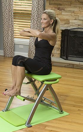 EXERCISES | Pilates Pro Chair™