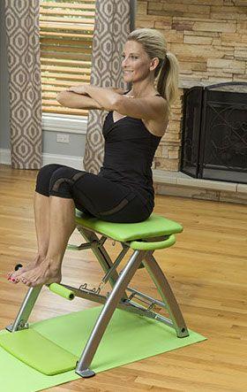 EXERCISES | Pilates Pro Chair™
