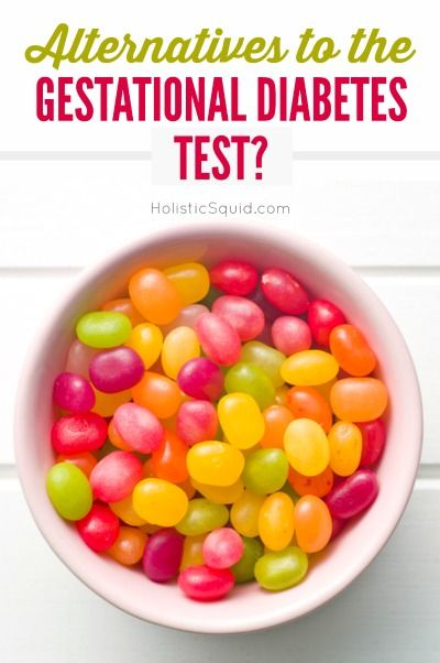 You'll be shocked at what's in that disgusting drink they give you -- Gestational Diabetes Test Alternatives | Holistic Squid