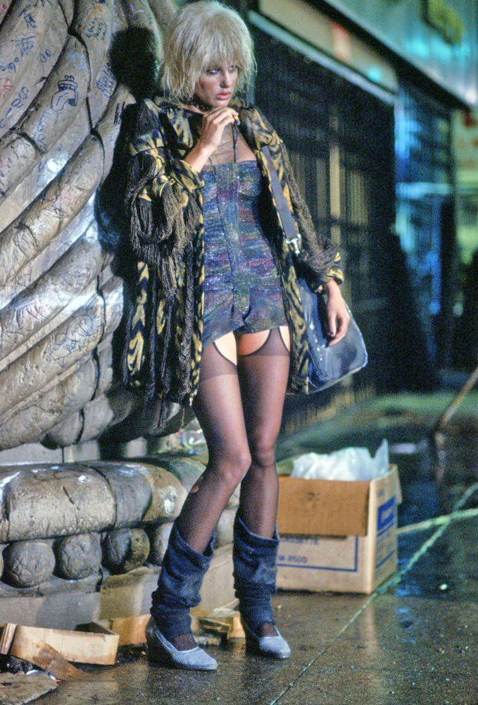 Daryl Hannah - Blade Runner   1982