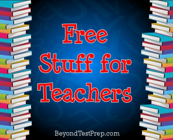 76 best beyond broke free stuff for teachers images on pinterest visit this board to see a list of free stuff for teachers beyondtestprep fandeluxe Images