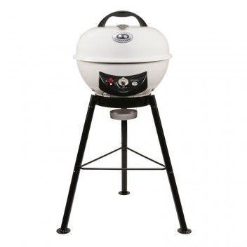 GASSGRILL CITY 420 G HVIT - OUTDOORCHEF