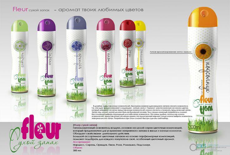 Дизайн освежителей воздуха