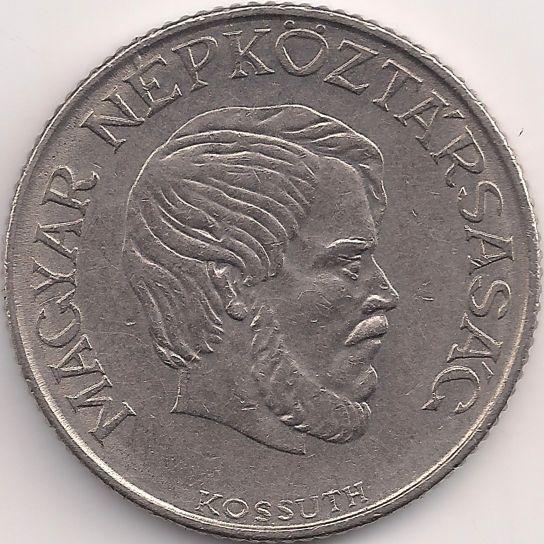Motivseite: Münze-Europa-Mitteleuropa-Ungarn-Forint-5.00-1983-1989