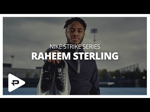 Raheem Sterling Interview: How To Be A Winger - YouTube