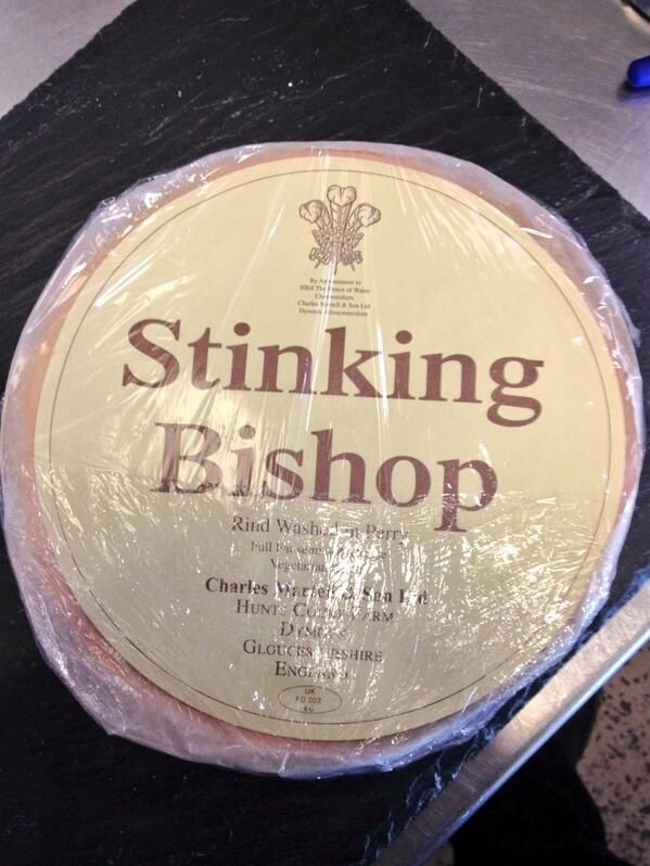 Stinking Bishop - Cheese.com
