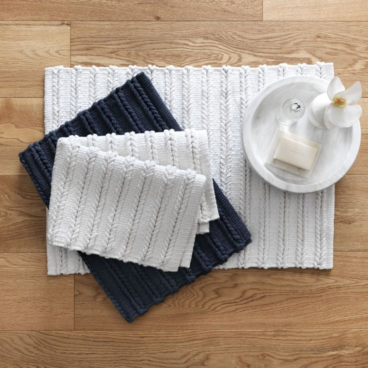 Ashcombe Bath Mats by Sheridan at queenb