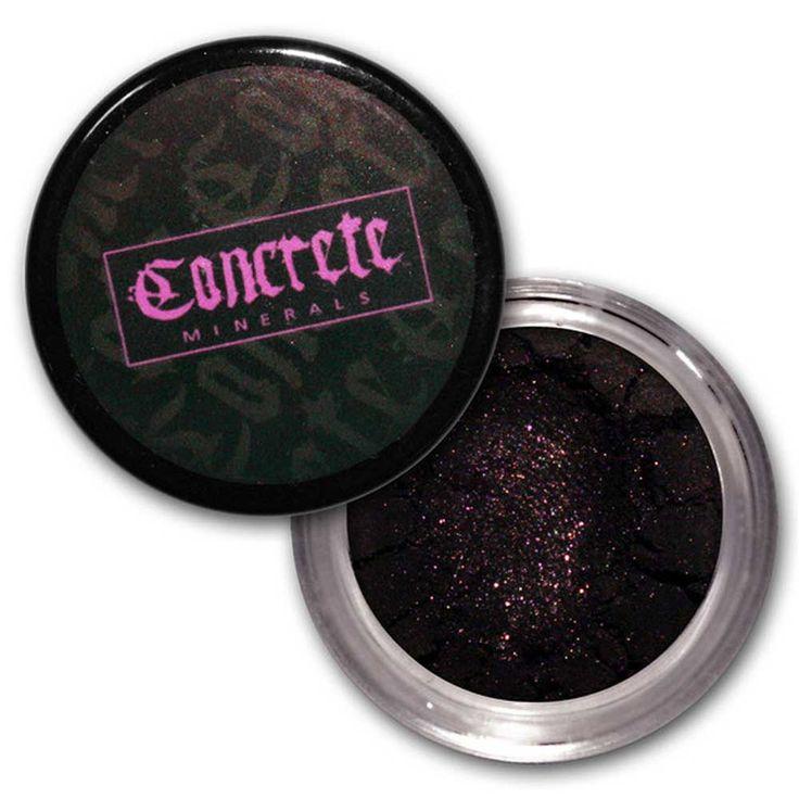 Concrete Minerals Sabotage - Mineral oogschaduw zwart/roze - Concrete
