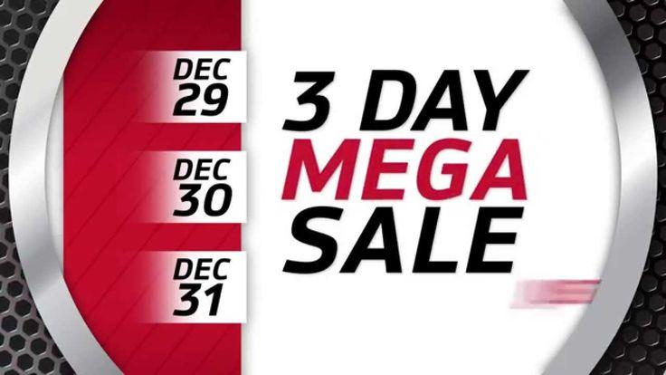 Parry NQ: 3 Day MEGA Sale!