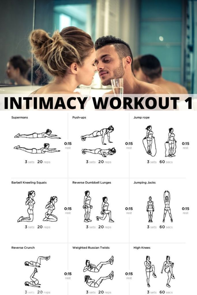 30 Days Of Intimacy Challenge And Benefits Fitness Workout For