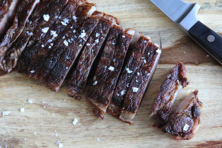 Make your steak better before you even cook it with Dry Brining on Jess Pryles