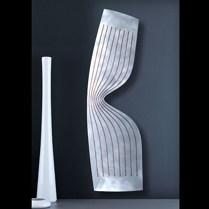 Good Hot Stuff Forget Those Eyesore Radiators Of The Designer Giovanni Tomasini  Has Teamed With Italian Company Hotech To Create A Sculptural Heater.