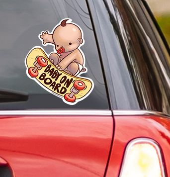 Best Baby On Board Decals Images On Pinterest Car Decals - How to make car decals with cricut explore