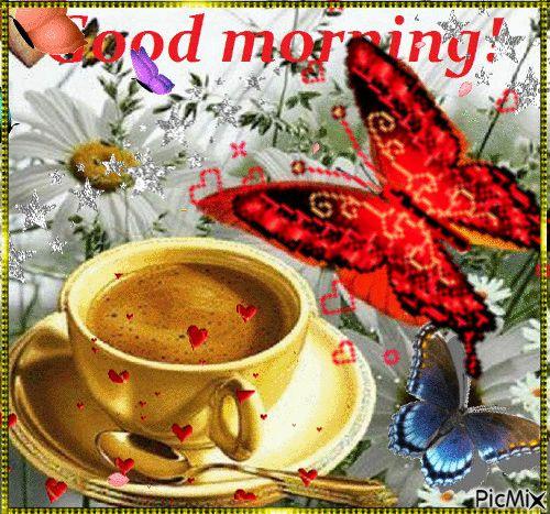 PicMix GIF Good Morning | Good morning friends!
