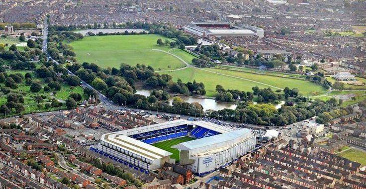 Goodison Park vs Anfield Everton vs Liverpool