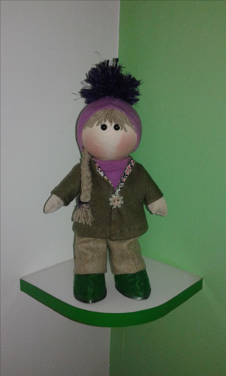 my new Tilda doll for my grandaughter