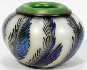 Lotton Contemporary Art Glass...