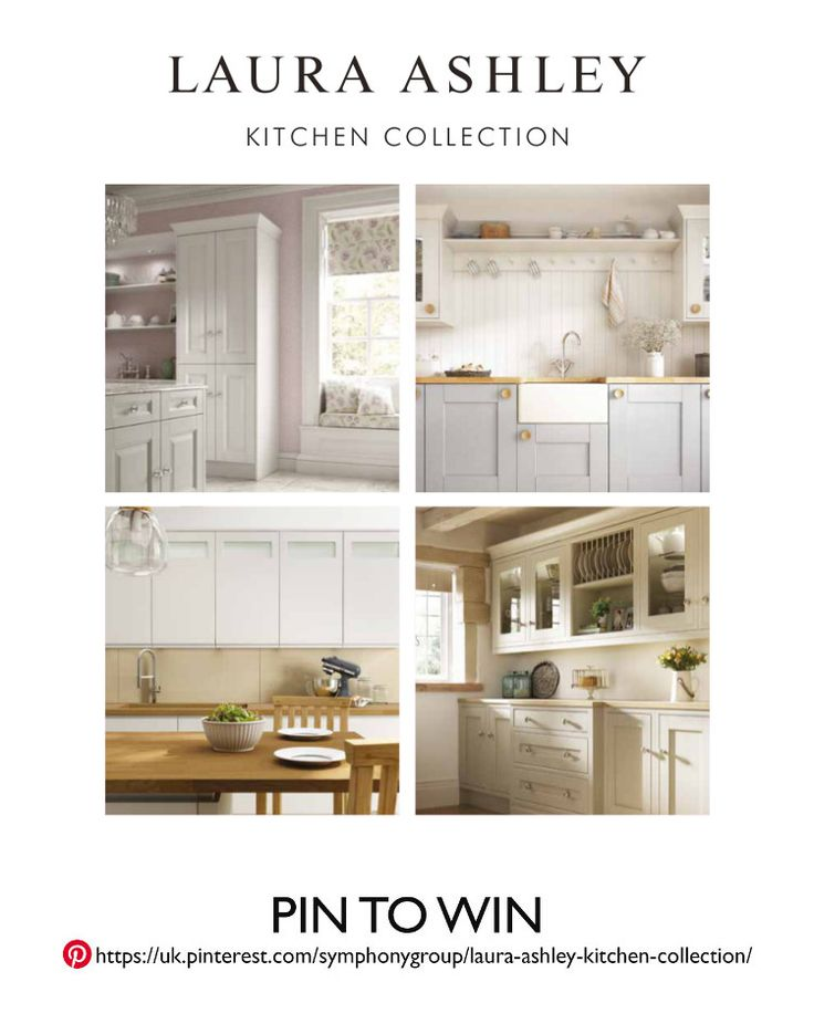 Laura Ashley Kitchen Collection - Pin to Win - The Laura Ashley Kitchen Collection Competition