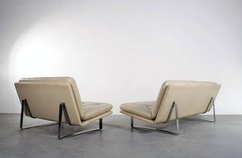 Vintage design bank: Kho Liang Ie: Arifort C684