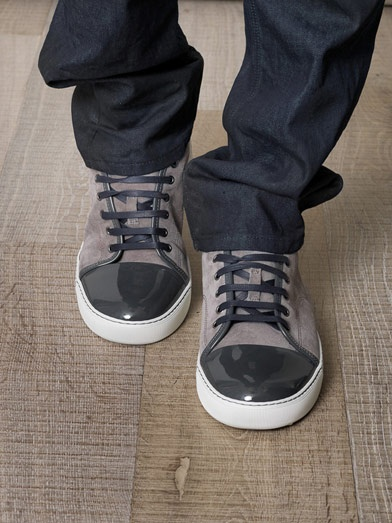 Lanvin Lace-up Trainers...LOVE!!!!
